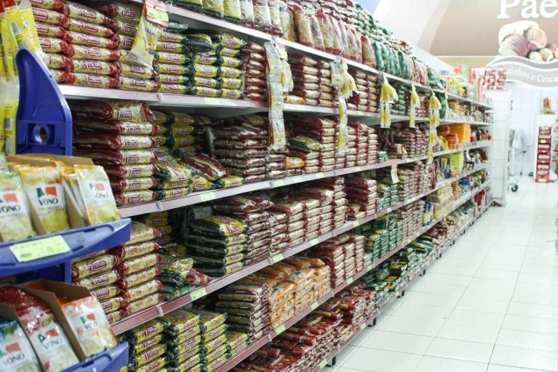 Prateleiras para Mercado Bauru - Fabricante de Prateleiras sob Medida