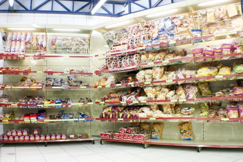 Gôndola de Mercado