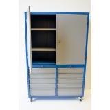 armário de aço personalizado Jaboticabal