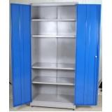 armário em aço para escritório valor Marília