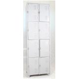 armário sob medida para vestiário valor Juquehy
