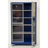 armários de aço personalizados Amparo