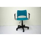 cadeira de escritório giratória valor Cubatão