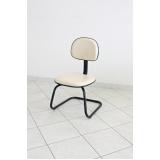 cadeira de escritório simples valor Barra do Una