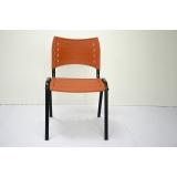 cadeira de escritório simples Águas Formosas