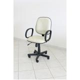 cadeira escritório branca Belo Horizonte
