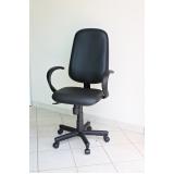 cadeira giratória para escritório valor São João da Boa Vista