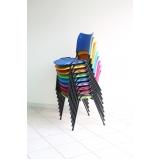 cadeiras de escritório simples Louveira