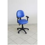 cadeiras ergonômicas para escritório Água Bonita