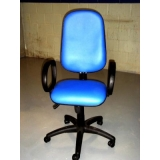 cadeiras escritório presidente Jaú