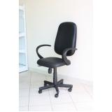 comprar cadeira de escritório presidente Itinga