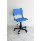 comprar cadeira de escritório simples Itu