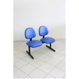 comprar cadeiras fixas para escritório Cubatão
