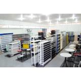 comprar móveis para loja Praia de Camburi