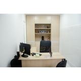 onde faz móveis sob medida para escritório Litoral Norte