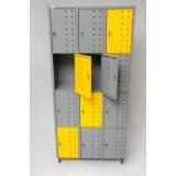 preço armário coletivo Paulínia