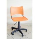 preço cadeira de escritório giratória Praia de Camburi