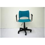 preço cadeira giratória para escritório Salto